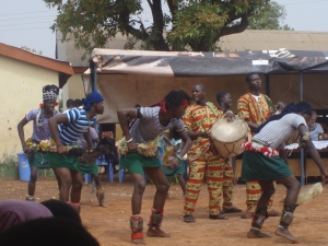 Dagomba Dancing Drumming